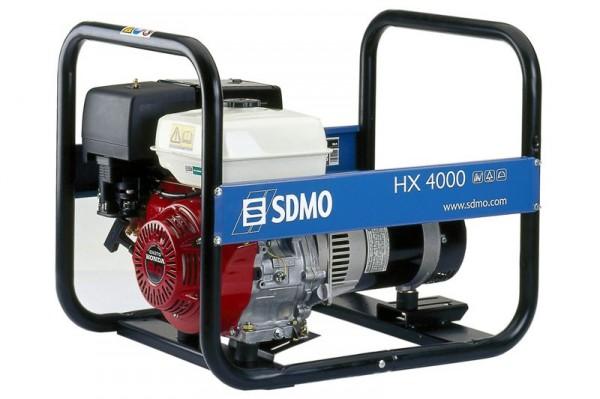 Бензиновый генератор SDMO, SDMO HX 4000, KOHLER-SDMO HX 4000
