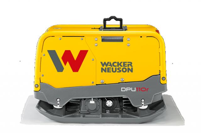 Wacker Neuson DPU 110r, виброплита Wacker Neuson DPU 110r, Wacker DPU 110