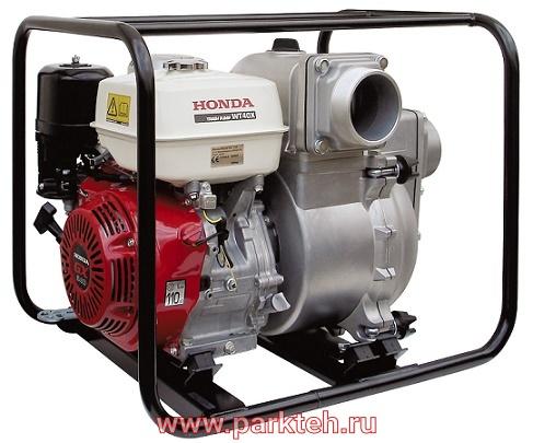 Мотопомпа HONDA WT 40 X