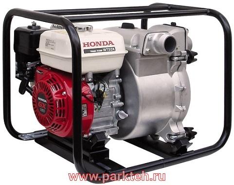 Honda WT 20 X