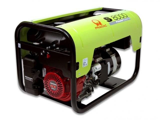 генератор Pramac S8000