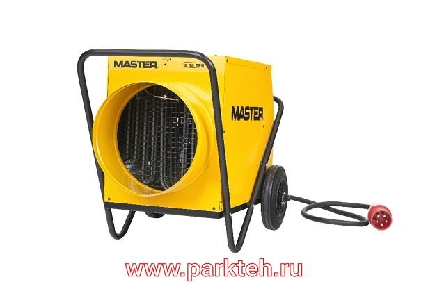 Электрический тепловентилятор MASTER B 18 EPR