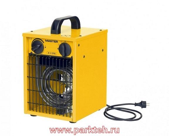 Электрический тепловентилятор MASTER B 2 EPB