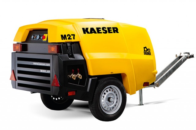 Компрессор Kaeser M27