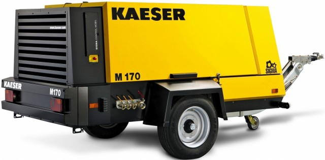 Компрессор Kaeser M 170