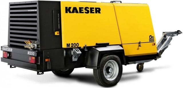 Компрессор Kaeser M 200