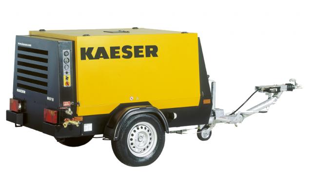 Компрессор Kaeser M57