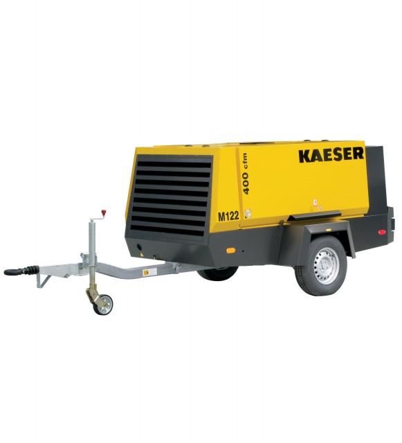 Компрессор дизельный Kaeser M122 передвижной