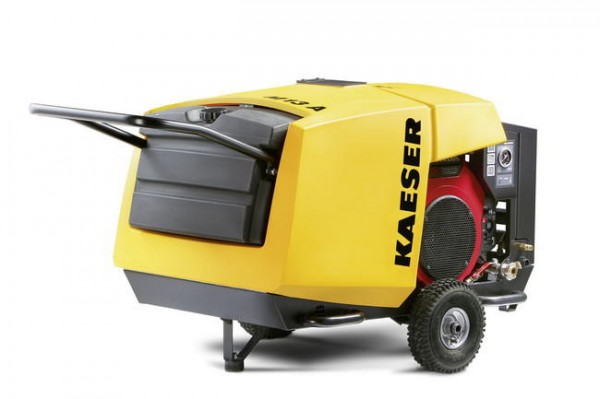 Бензиновый компрессор, компрессор Kaeser, Kaeser M17